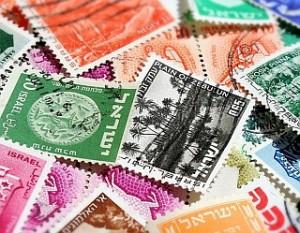 Экспозиция «Израиль в марках», подготовленная Израильским культурным центром,  прошла в художественной галерее «Мистець» в центре Киева.