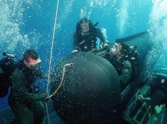 фильм про соревнования подводных лодок