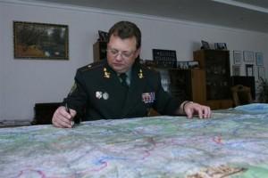 Начальник военной разведки Украины