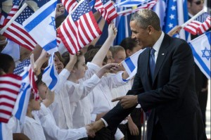 Зачем лидер свободного мира приезжал в Израиль?
