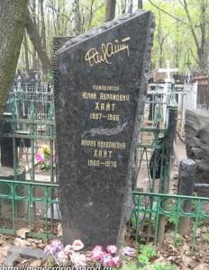 Юлий Хайт и Мария Хайт