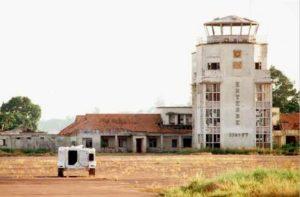 Аэропорт Энтеббе, Уганда
