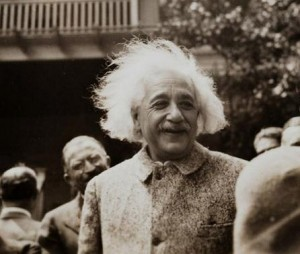 Альберт Эйнштейн. Принстон. Осень 1944 года