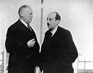 Максим Литвинов и Марсель Розенберг