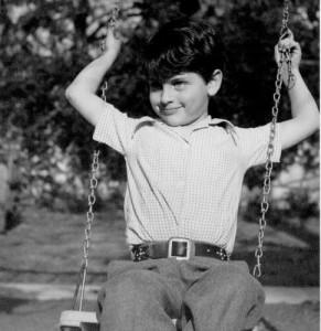 Джо в детстве