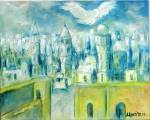 «Голубь Иерусалима», 2003 г
