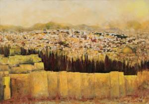 «Старый Иерусалим», 2008 г