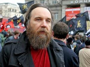 Шовинист Александр Дугин раскрывает глаза зрителям телеканала НТВ на «истинную природу» процессов, происходящих в Украине