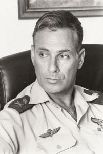 Генерал-майор Авиягу Бен-Нун