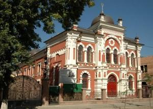 Синагога на Подоле в Киеве