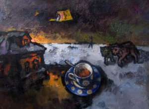 «Чаепитие», 2013 г.