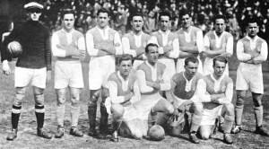 Команда «Хакоах» в Нью-Йорке, 1926