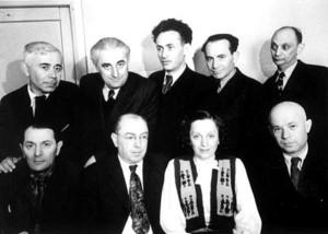 Работники ЕАК, 1948 г.