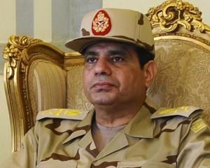 Египетский президент Абдель Фатах эль-Сиси