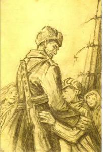 «Спаситель», 1945