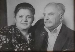 Нина и Иван Богорад