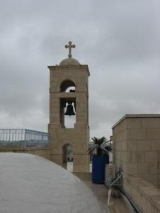 Колокольня маронитской церкви