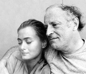 Бродский с женой Марией Соццани