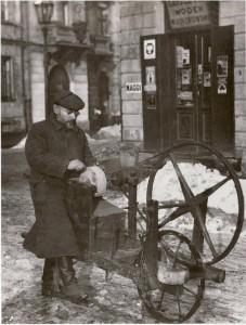 Фейвл Табакмен, бывший политзаключенный, Варшава, 1928