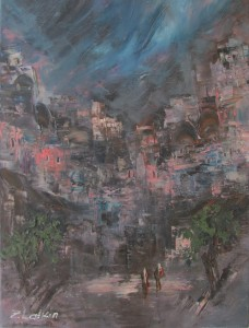 «Иерусалим. Старый город», 2007 г.
