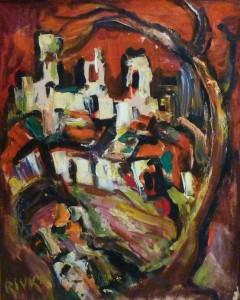 «Воспоминание о еврейском Вильнюсе», 1985 г.
