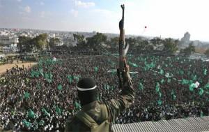 Митинг ХАМАСа