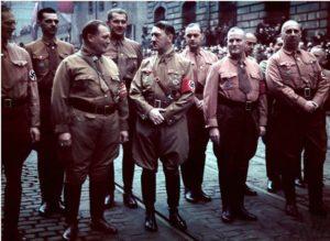 Нацистская верхушка