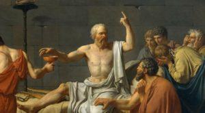 Смерть Сократа