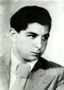 Борис Бомштейн. Киев. 1940 год