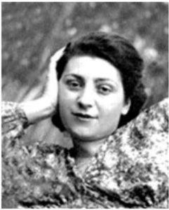 Мирра Железнова