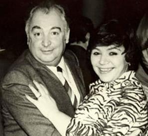 С последним мужем — известным архитектором Эдуардом Барклаем – Майя была очень счастлива
