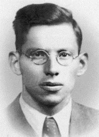 Жорж Коваль. Фото начала 40-х годов