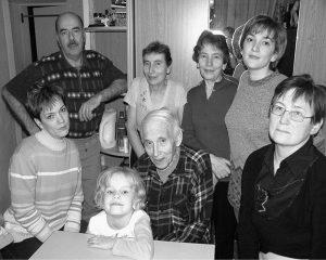 Семья Ковалей, 2005 год