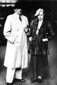 Герти, третья жена хирурга, была моложе его на 49 лет