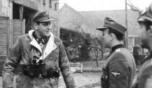 Отто Скорцени в феврале 1945 года
