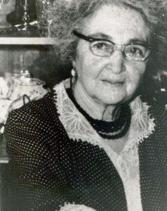Гися Моисеевна Яковлева