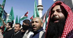 «Мусульманские братья», Амман, Иордания