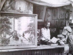 «Налетай, торопись, покупай живопись»