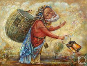 Картина художника Александра Шабанова