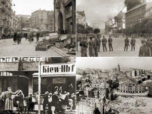 Киев во время немецкой оккупации