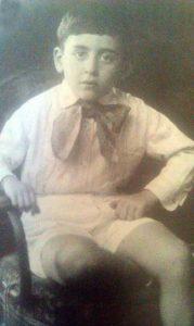 Исаак Трахтенберг, 1931 год