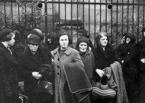 Выдворение польских евреев из Нюрнберга в октябре 1938 года