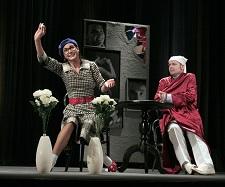 Еврейская душа театра Леси Украинки