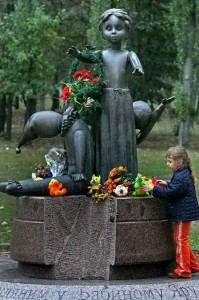 Бабий Яр ждет мемориал