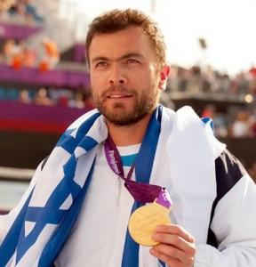 Ноам Гершони стал чемпионом Паралимпийских игр