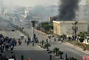 Кто с кем дерется на улицах Египта