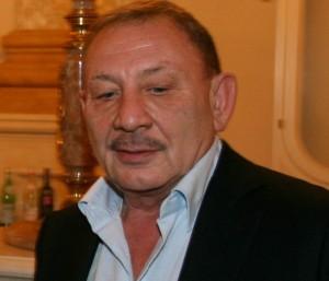 Председатель Попечительского совета Еврейской Конфедерации Украины  Александр Клюзнер