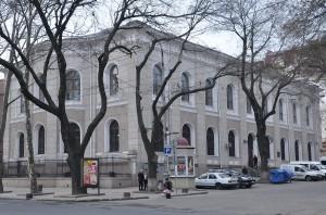 Центральная синагога Одессы, перешедшая в собственность  еврейской общины  только в 2012 г.