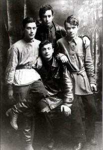 Первые комсомольцы Екатеринослава