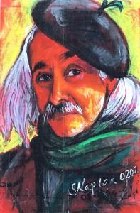 «Автопортрет», 2001